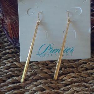 """Premier Designs """"STILETTO"""" Earrings"""